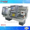 pipe cnc machine de forage filetage tour machine horizontale qk1313