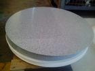 OEM custom corian Table