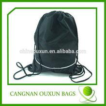 2014 Fashion eco-friendly drawstring cotton bag/cotton drawstring shopping bags/drawstring bag cotton