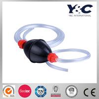 plastic oil pump/ simple flexible fluid siphon pump