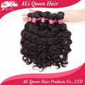 ali reina de pelo productos de venta al por mayor proveedor caliente de la belleza del cuerpo de onda virgen brasileña