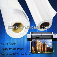 Pprofessional 135gsm Cast Coated Glossy lucky photo paper