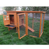 Hottest Wooden Poultry cage with Run CC004S