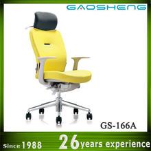Tecido confortável cadeira tulip cadeira alta GS-166A