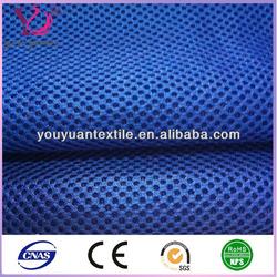 Polyester/nylon Motorcycle/auto upholstery mesh fabric