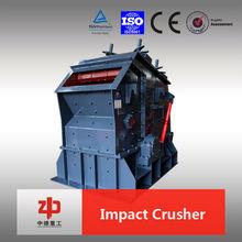2014 ZHONGDE hot sale Imact Crusher for crushing iron ore, rock, granite, quartz with ISO,BV,CE