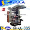 2014 nuevo producto de impresión flexo de la máquina fabricante proveedor de china de segunda mano de maquinaria textil