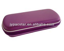 purple eva pencil case for kids