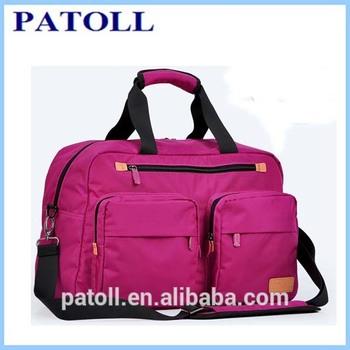 Convenient ladies travel bags