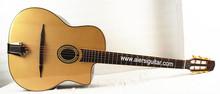China Aiersi Petit Bouche Selmer Style Gypsy jazz guitar