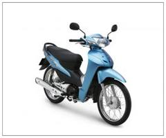 Motorcycle (Wa-ve 110cc anpha)