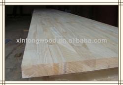 AA grade paulownia wood finger joint board/finger joint panles