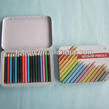 tin plate pencil case