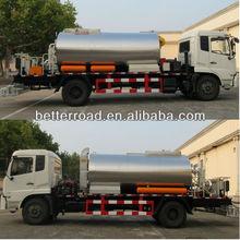 multifunction Emulsion bitumen Sprayer Truck