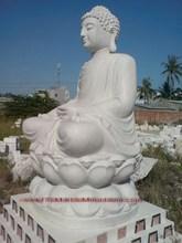 Marble Large Buddha Statue