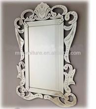 MR-2V0097 special shape venetian wall mirror for home decor