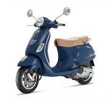 Motorcycle (Ves-pa LX 150 3V i.e.)
