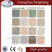 Granite Grain PVC tiles for data center