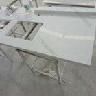 China Solid surface quartz vanity top menards quartz countertops