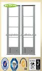 shop guard RF EAS antenna, EAS security door, RF 8.2Mhz burglar alarm, high sensitive alarm sensor tower (AJ-RF-SYSTEM-006)