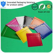 Environmental friendly non woven bubble envelope bag for packing