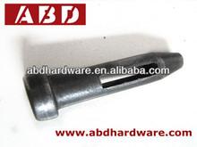 construction hardware fastener round head pin