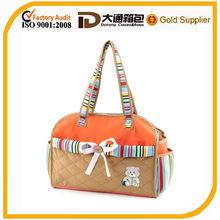 Top quality branded hot design mummy diaper bag