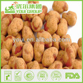 2014 wholesale Spicy crispy coated peanut price, spicy peanuts