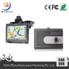 5 inch all in two car dvr camera with 120 degree ultra wide-angle lens
