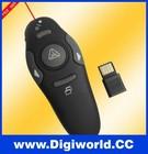 Wireless Presenter with Laser Pointer 2.4GHz PowerPoint PPT Presentation Presenter Mouse Remote Control Laser Pointer