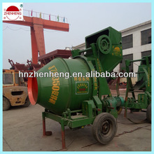 Energy saving! Great performance! ISO9001 certified! JZC350 electric weigh batching concrete mixer on sale