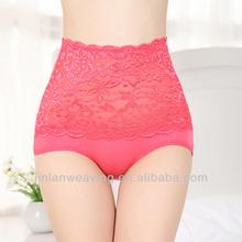 Lady high waist panty slimming panty zhudiman 5130