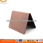manufacture unique smart tablet case oem new design leather cover for ipad air