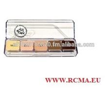 RCMA - 5 piece high light contour palette