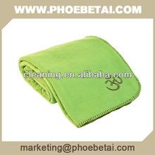 2014 cheap fashion100 polyester blanket