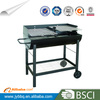 High quality long burning time balcony barrel charcoal grills