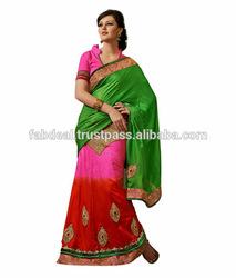 Brand New Lehenga Style Saree