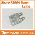 sharp tuner s7hz7306a deitada tipo 7306a para openbox skybox s10 s12 m3 q3 f5 orton403 receptor de satélite