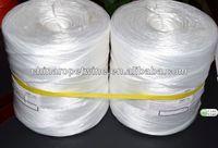 high tenacity pp/polyester/cotton plastic twine