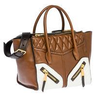 2014 Latest Trend cow leather Milano land desigual mu mu designer leather handbag EC03034