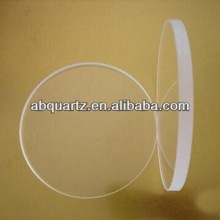 Quartz Glass Wafer Quartz Glass Sheet Quartz Glass Substrate
