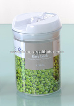 hot selling different capacity round food container storage Preservation box