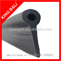 Flexible Customized Rubber Glass Shower Door Seal Strip