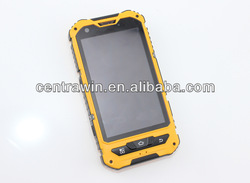 Unlocked original Quad core MTK6589 android 4.3 OS 4.5 capacitive touch screen ip68 mobile phone