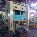 آلة تشكيل الصفائح المعدنية، إغلاق نوع الطاقة الهوائية لكمة، نقاط الضعف