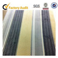 Polar Fleece Fabrics 100% Polyester Printed Stripe