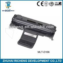 106 Black Toner , 106 Black Toner Cartridge, With 1:1 Defective Replacement