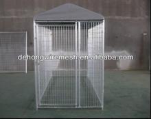 Galvanized Steel Dog Kennel/Dog Run Kennel(ISO9001)