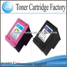 colored compatible hp ink cartridge 122 for deskjet printer HP1000 1050 2000 2050