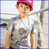 2015fashional design o-neck t shirt,custom youth boy's t shirt,sports t shirt, kids t shirt